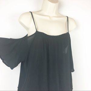 Tops - Off Shoulder Top   Caution to the Wind